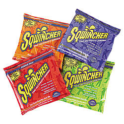 Sqwincher Powder Packs Assorted 2383 Oz