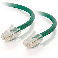 C2G 30ft Cat5e Non Booted Unshielded