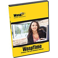 Wasp Upgrade WaspTime Standard to
