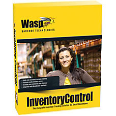 Wasp Inventory Control RF Enterprise Complete