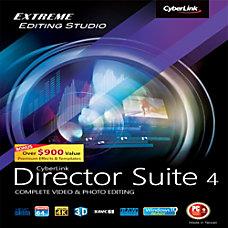 CyberLink Director Suite 4 Download Version