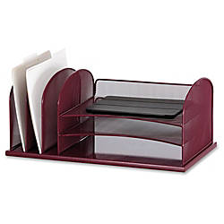 Safco Onyx 3 Tray3 Upright Section