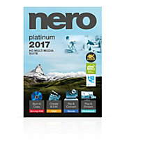 Nero Platinum HD Multimedia Suite 2017