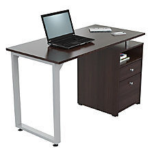 Inval Writing Desk 2 Drawers 30