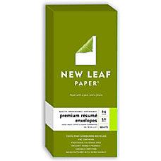 New Leaf Premium 100percent Recycled R