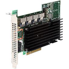 Intel RS2WG160 16 port SAS RAID
