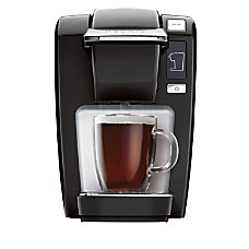 Keurig K15 Mini Personal Brewer Black