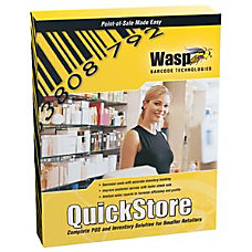 Wasp QuickStore Point of Sale Solution