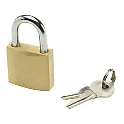 Cyclone Products Keyed Padlock