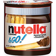 Nutella Go 18 Oz