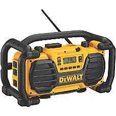 Dewalt Worksite ChargerRadio