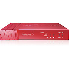 WatchGuard Firebox T10 Network SecurityFirewall Appliance