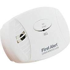 First Alert Plug In Carbon Monoxide