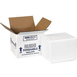 Office Depot Brand Insulated Shipping Kits