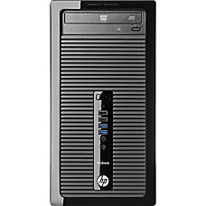 HP Business Desktop ProDesk 400 G1