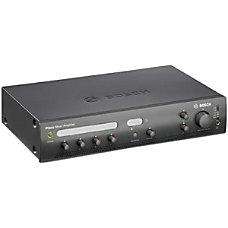 Bosch Plena PLE 1MA120 US Amplifier