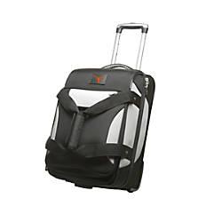Denco Sports Luggage Nylon Rolling Drop