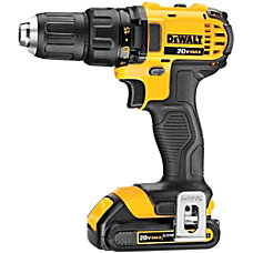 Dewalt Compact DrillDriver Kit