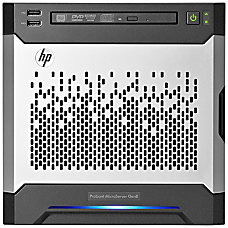 HP ProLiant MicroServer Gen8 Ultra Micro