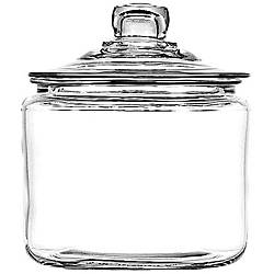 Anchor Jar with Cover