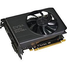 EVGA GeForce GTX 750 Ti Graphic