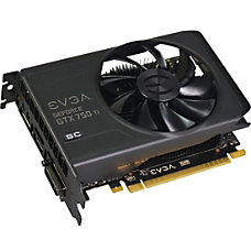 EVGA GeForce GTX 750 Ti Graphic
