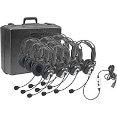 Califone 10Pk 4100 10 Headset USB