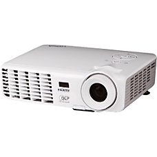 Vivitek D518 3D Ready DLP Projector
