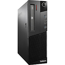 Lenovo ThinkCentre M83 10AM000YUS Desktop Computer