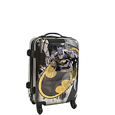 ful DC Comics Upright Rolling Suitcase