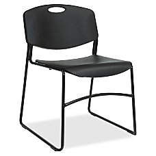 Lorell Big and Tall Stacking Chair