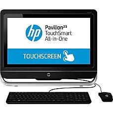 HP Pavilion TouchSmart 23 h000 23