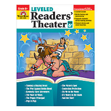 Evan Moor Leveled Readers Theater Grade