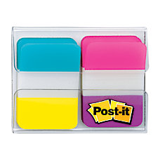 Post it Durable Tabs 1 x