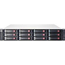 HP 2040 DAS Array 12 x
