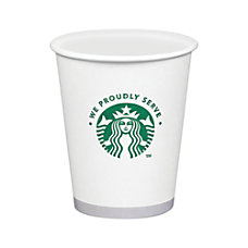 Starbucks Compostable Hot Cold Cups 12