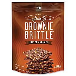 Brownie Brittle Marjack Sheila Gs Salted