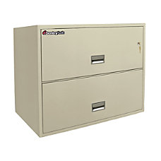 Sentry Safe 2 Drawer Lateral Fire