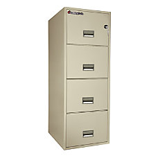 Sentry Safe FIRE SAFE 4 Drawer