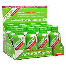 EBOOST Energy Vitamin Shots Berry Melon