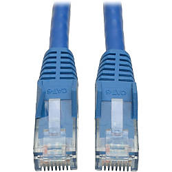 Tripp Lite 12ft Cat6 Gigabit Snagless