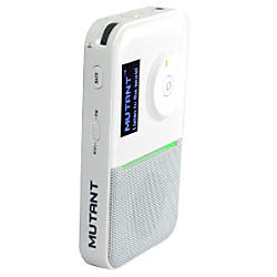 Mutant MIG-PIR Internet Radio - Wireless LAN - Pure