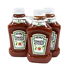 Heinz Tomato Ketchup 44 Oz Bottle