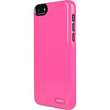 Cygnett Pink Form Hard Plastic Case