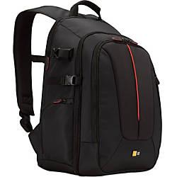 Case Logic Black Camera Backpack DCB