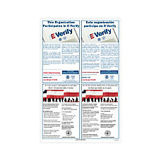 ComplyRight Federal Contractor Posters Bilingual E