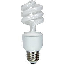 GE 14 watt CFL Light Bulb