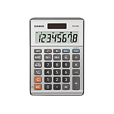 Casio MS 80S Desktop Calculator