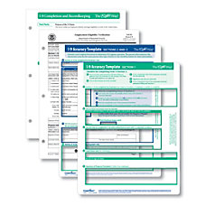 ComplyRight I 9 Form Template Set