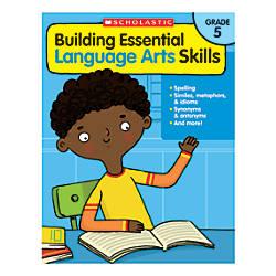 Scholastic Teacher Resources Building Essential Language
